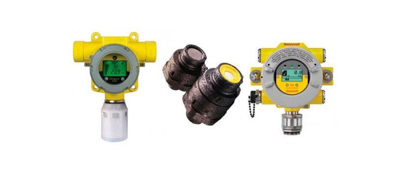 Sistemas de Detecção de Gases e Chama