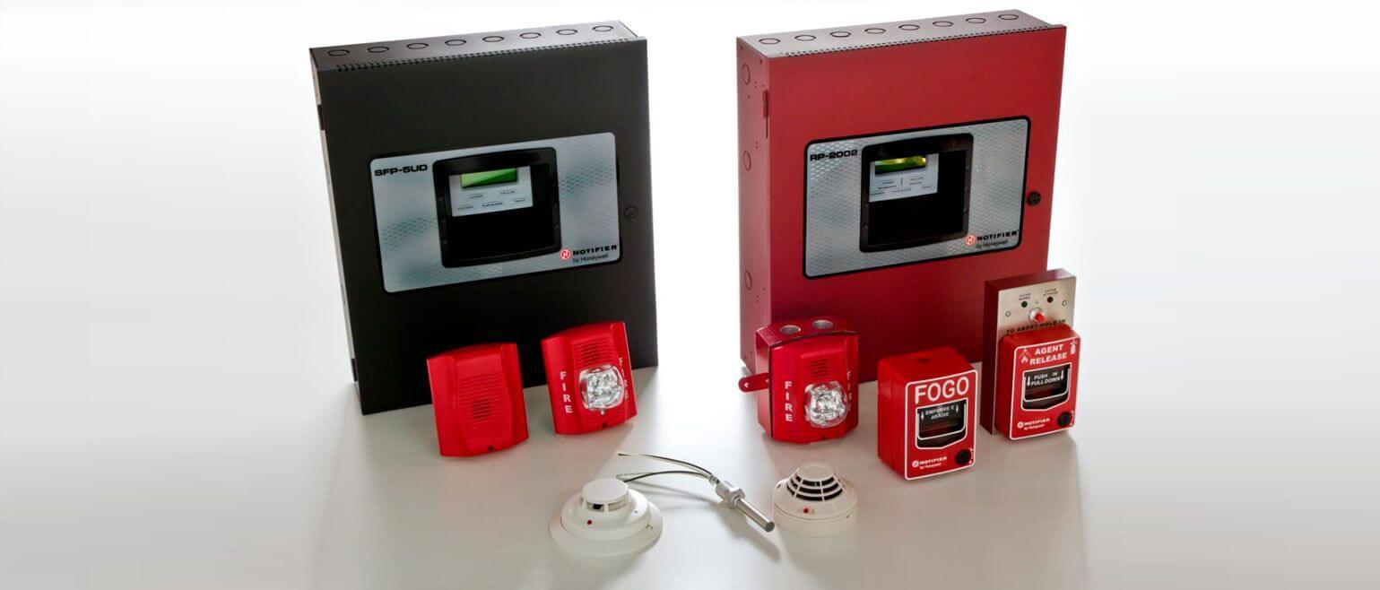 Sistemas de Detecção e Alarme de Incêndio Convencionais