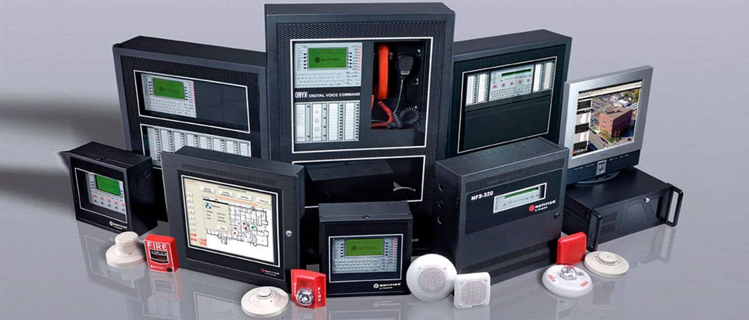 Sistemas de Detecção e Alarme de Incêndio Endereçável
