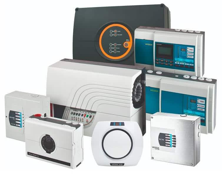 Sistemas de Detecção de Incêndio Precoce