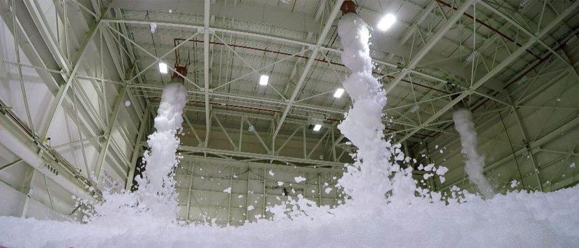 Sistemas de Combate a Incêndio por LGE (Liquido Gerador de Espuma)