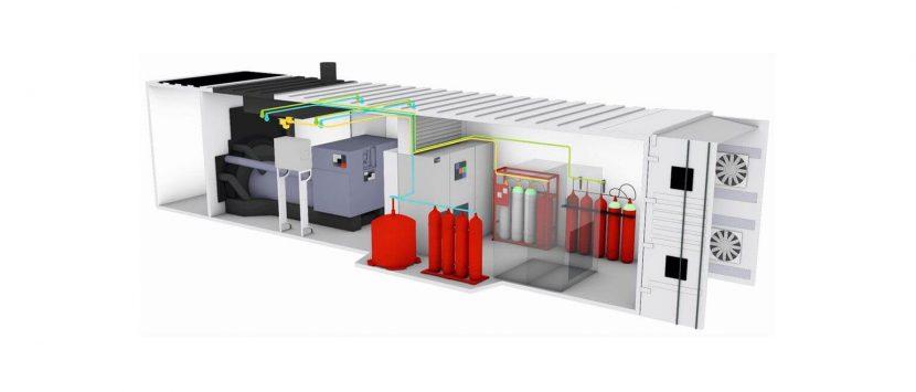 Sistemas de Combate a Incêndio por Água Nebulizada